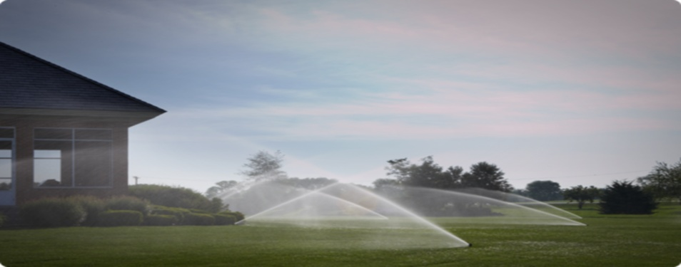 Our Passion is Irrigation Sprinkler...